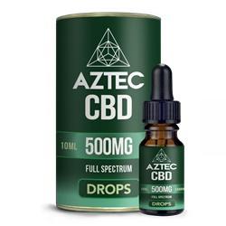 24位:AZTEC CBD OIL / 500mg / 19.6円